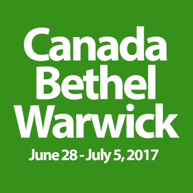 Bethel Tours Canada